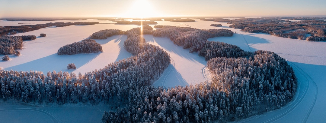 Winter in Finland
