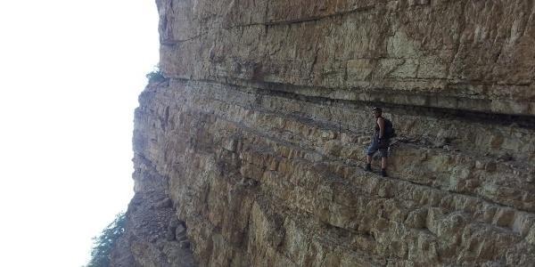 Climbing the Gerardo Sega