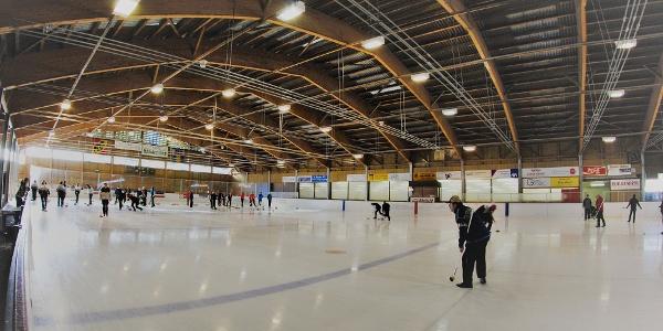 Eishalle Kandersteg