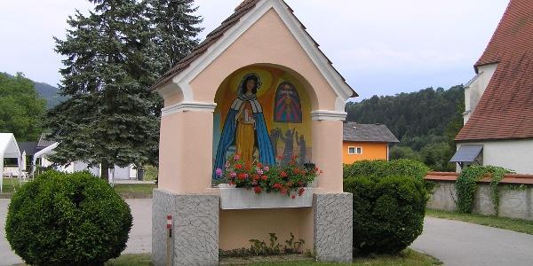 Lavamünd, Kirchenkreuz