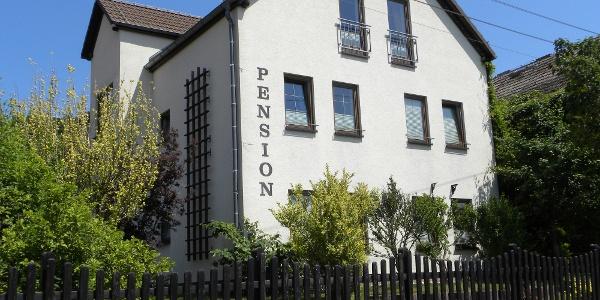 Außenansicht Pension