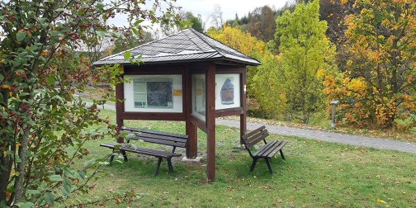 Infoportal zur Via Adrina in Arfeld