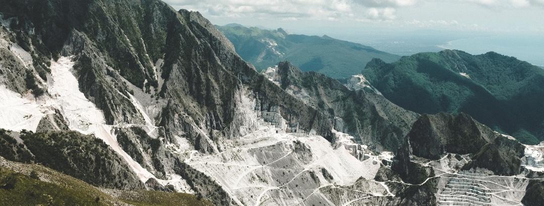 Minucciano, Alpi Apuane