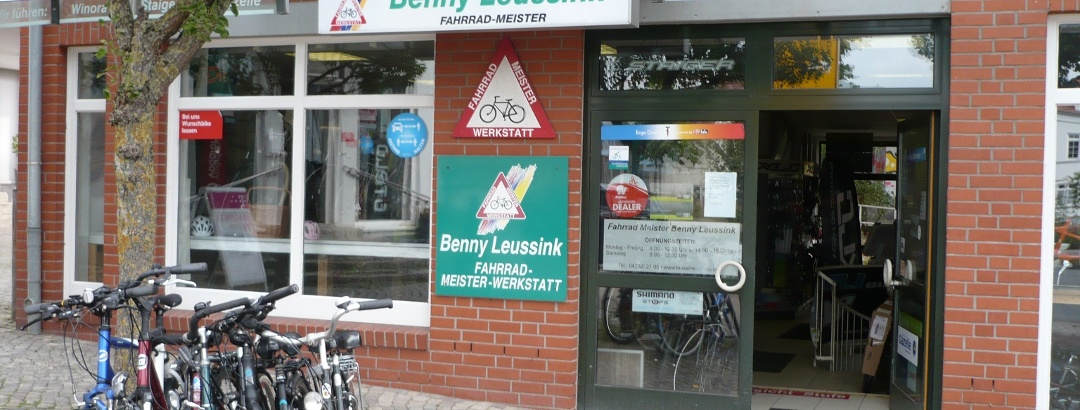 Werkstatt Benny Leussink
