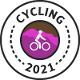 Cycling 2021 1000 km
