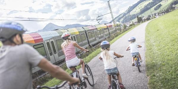 Cycle path San Candido - Brunico