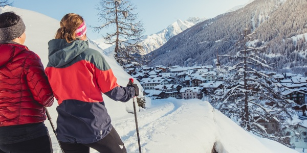 Trail to the Galmihornhütte