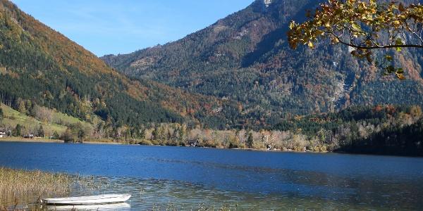 Am herbstlichen Lunzer See