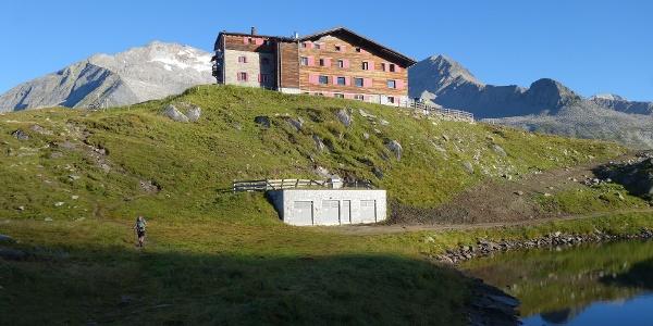 Pfitscher-Joch-Haus