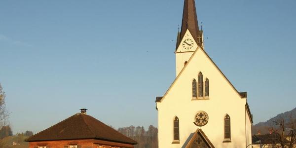 Egg, Katholische Pfarrkirche Heiliger Nikolaus 2