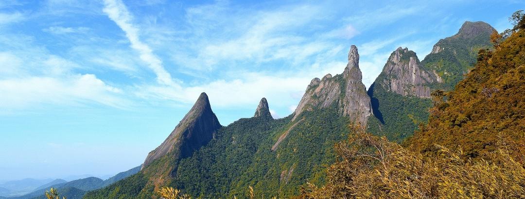 Pico Dedo de Deus no PARNASO, Rio de Janeiro - Brasil