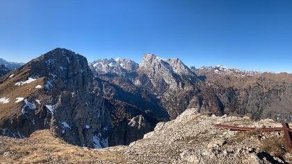 Cima Sasso Bianco, Alleghe, BL