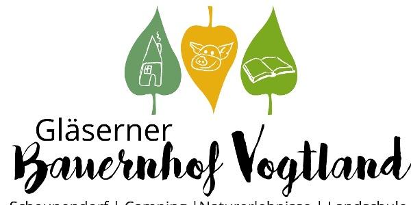 Logo Gläserner Bauernhof Siebenbrunn / Markneukirchen