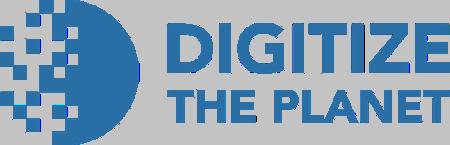 Логотип Digitize the Planet e.V.
