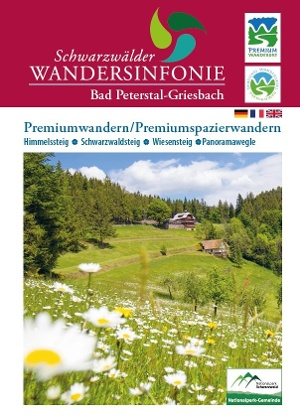 Broschüre Schwarzwälder Wandersinfonie