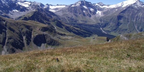 Panorama vom Silberpfennig