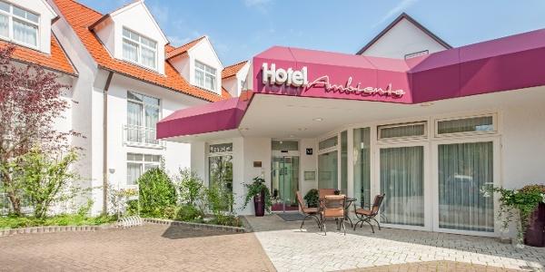Hotel Ambiente Bückeburg, Badezimmer
