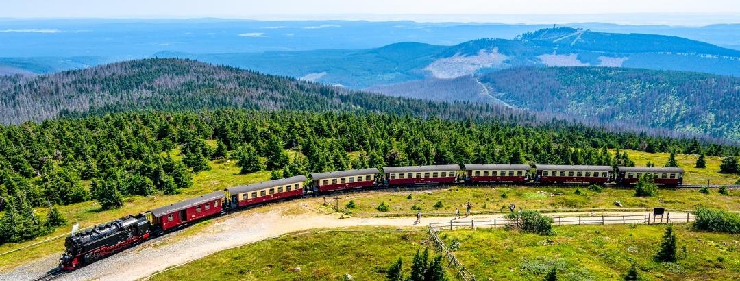 Brocken Train