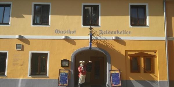 Gasthof Felsenkeller