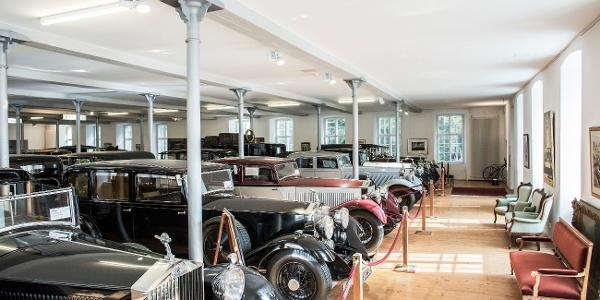 Rolls Royce Museum Dornbirn