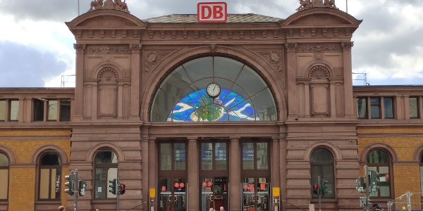 Bonn - Hauptbahnhof