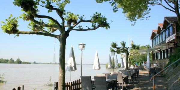 """Terrasse Restaurant """"Zur Arche"""""""