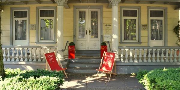 Eingangsbereich Goethe Haus