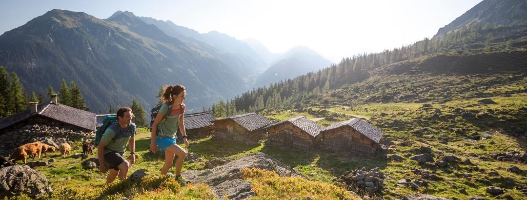 Wanderung Alpguesalpe