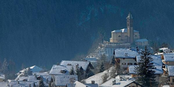 Chiesa di Castello di Fiemme