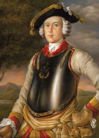 Hieronymus Carl Freiherr von Münchhausen