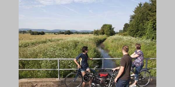 Fahrradführung Bückeburg
