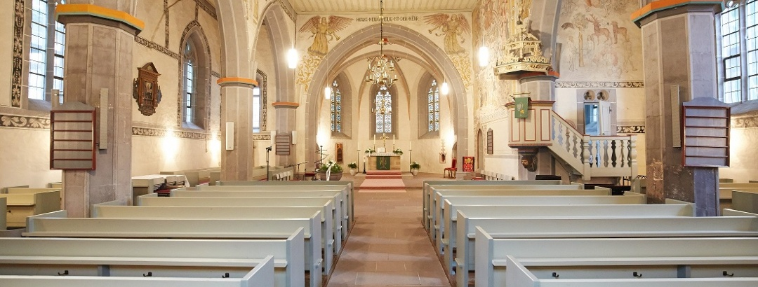 St. Laurentius-Kirche Dassel