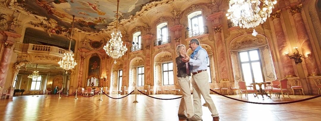 Festsaal Schloss Bückeburg