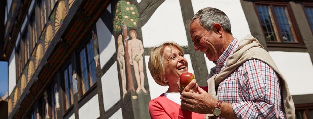 Adam und Eva Haus Höxter