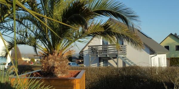 Außenansicht Ferienwohnung Familie Ernst
