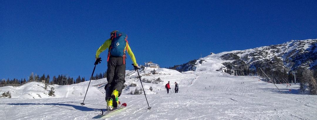 Titelbild Einfache Skitouren