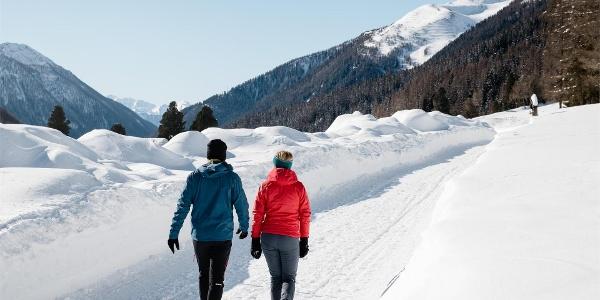 Winterwanderung Ameisberg