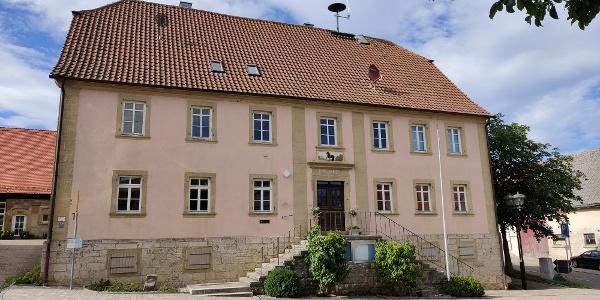 Herrentierbach - altes Rathaus