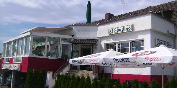 Pizzeria Al Giardino Außenansicht