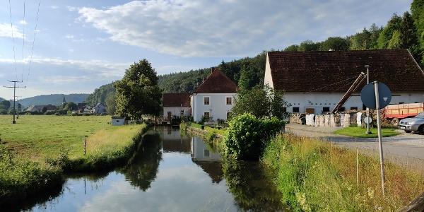 Lauterach bei Hohenburg