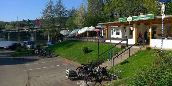 Gasthaus an der Saarmündung (1)