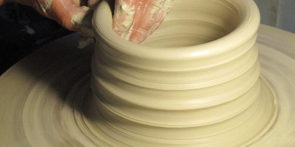 "Keramik in der ""Salzkothe"""
