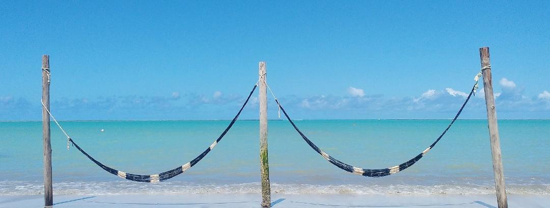 Praia em Maragogi, Alagoas - Brasil