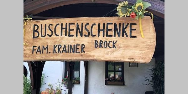 Bannwald-Achter - Ausgangs- und Endpunkt der leichten Wanderung - Nordostansicht