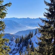 Laber, Richtung Garmisch
