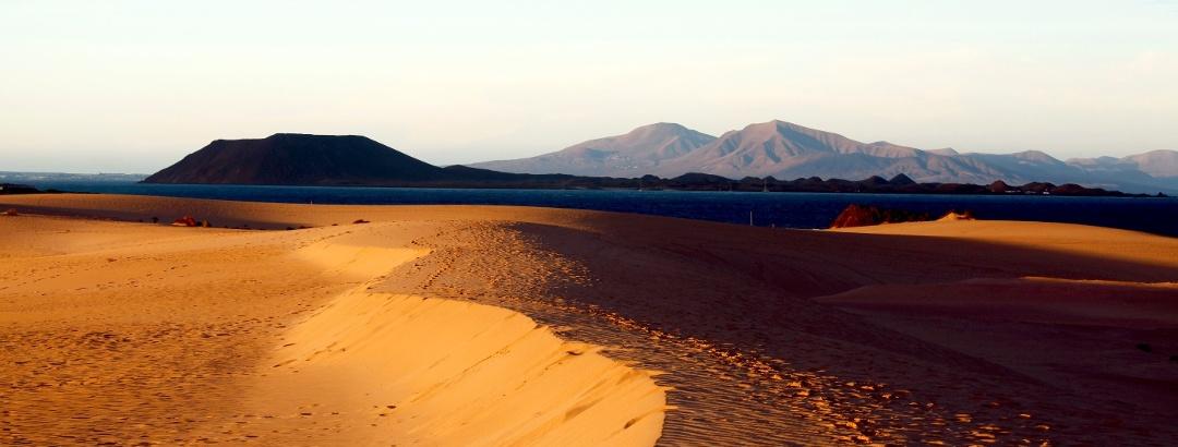 Dunes of Corralejo – Fuerteventura