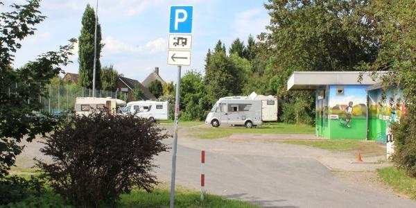 Reisemobilstellplatz Petershagen
