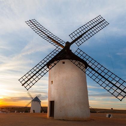 Camino Natural Humedales de la Mancha