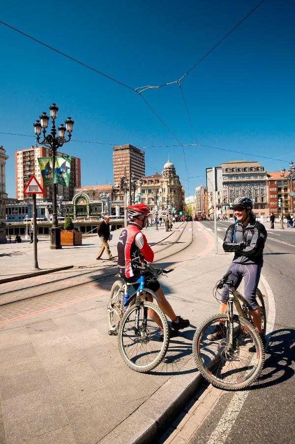 Radfahren in Bilbao – Baskenland