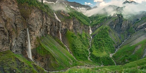 Batöni Wasserfall